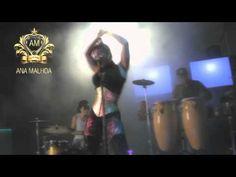 ANA MALHOA-SUBE LA TEMPERATURA- (OFFICIAL VIDEO)-AZUCAR