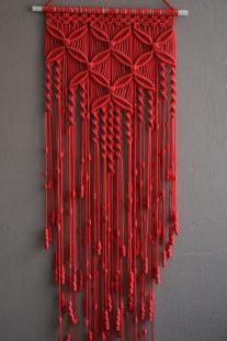 Beautiful Wall Hanging Macrame Idea (42)