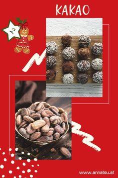 Hinter Türchen 2 meines TCM Gewürz Adventkalenders verbirgt sich der KAKAO. Ich verrate dir die Wirkung von Kakao so wie ein wunderbares Rezept damit. Melde dich kostenlos an! #kakao #gewürzadventskalender #adventskalender