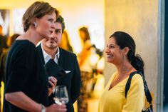 Cirqle's Head of Operations, Anju Madan and Wolford Marketing Manager Gerdy Vos. Helmut Newton, Wolford, Art Pieces, Marketing, Couple Photos, Image, Couple Shots, Couple Pics, Artworks