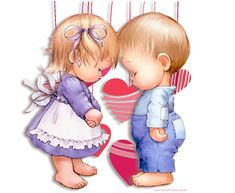 Florynda del Sol ღ☀¨✿ ¸. Cute Images, Cute Pictures, Little Boy Drawing, Prayer Images, Cute Kids Pics, Blue Nose Friends, Cartoon Clip, Vintage Greeting Cards, Cute Illustration