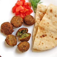 Egyptian Falafel: Taameya as called in Egypt is one of the most popular delicious street food in Egypt!