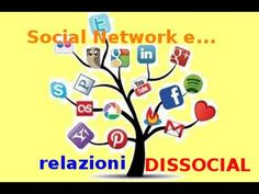 "Social network e relazioni""dissocial"""