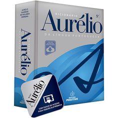 Livro - Dicionário Aurélio da Língua Portuguesa