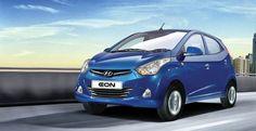 الأجواء الصيفية أجمل مع هونداي . Pristine Blue Eon. There are more colors to choose from.  #Hyundai #Jordan #Eon #هيونداي#الأردن