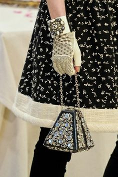 Chanel Autumn 2012 Accessories by XoTess