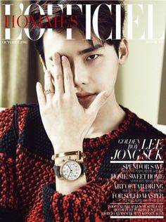 """With the success of his drama """"W – Two Worlds"""", Lee Jong Suk is showing up everywhere and that's more than okay with us. Showing us what classy means, he discussed with & Asian Celebrities, Asian Actors, Korean Actors, Lee Jung Suk, Lee Jong, Young Male Model, Doctor Stranger, Yongin, W Two Worlds"""