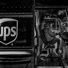 The delivery guy by Tom Jarane on 500px