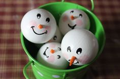 Snowball Bowl Fillers $3.00 each
