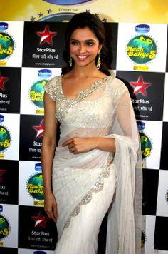 Fleur? Sari inspired wedding dress