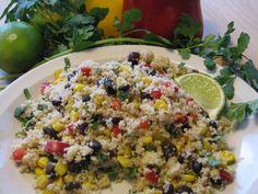 Recipe Details | Confetti Couscous with KAMUT® Brand Khorasan Wheat | Kamut Brand® Khorasan Wheat
