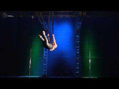 Jessica O -1st place Aerial Hammock - YouTube