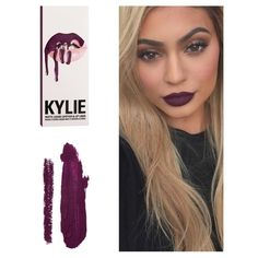 flashsale KOURT K Kylie Lip Kit  Sale for reservation! Price will go UP when i have them in hand! New sold out shade of Kylie Jenner Lip Kit and it is a beautiful dark purple. Super excited about this shade! Will be unopened product and absolutely unused ships same day I get them in the mail  open to reasonable offers. Kylie Cosmetics Makeup Lipstick