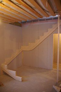 New Building Stairs To Attic Basements 64 Ideas Stairs Ideas Attic basement Basements building buildingstairs Ideas stairs Garage Stairs, Entryway Stairs, Rustic Stairs, Open Stairs, Loft Stairs, Floating Stairs, House Stairs, Basement Stairs, Diy Stair Railing