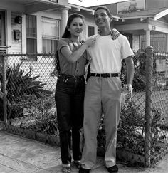 1970 East Los Angeles Cholo