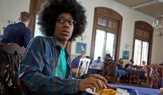 """""""This is in part a movie about racism, about how deeply white supremacy is still embedded in institutions that congratulate themselves on their diversity and tolerance. It is, in other words, about how the distance from a place like Winchester to a place like Ferguson, Mo., is not as great as some of us might wish or suppose.""""   'Dear White People,' About Racial Hypocrisy at a College - NYTimes.com"""