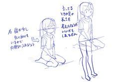 【お絵かき初心者の味方】優しく教えます。お絵かきの青ペン先生 萌えイラスト上達法! お絵かき初心者の学習部屋