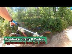 Aggiornamento Bosch 2021 Mondraker Crafty r Carbon Pimpata da ChientiBik...