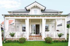 Vorbild Ostküste – Holzhaus-Villa von Vöma | Haus & Bau | zuhause3.de