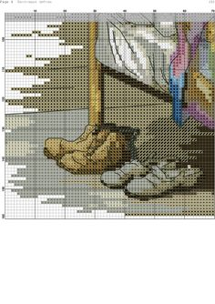 Counted Cross Stitch Patterns, Cross Stitch Charts, Cross Stitch Embroidery, Hand Embroidery, 123 Stitch, Old Couples, Dad Day, Sewing Stitches, Needlepoint