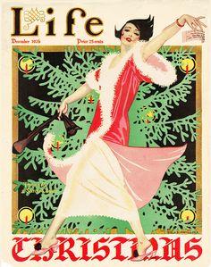 Coles Phillips cover, Dec 1926