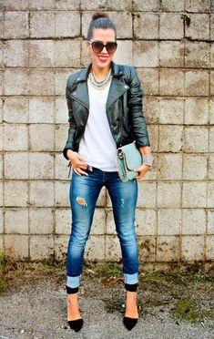 Outfit rockero