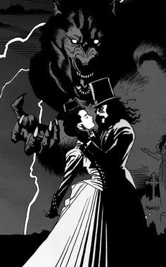Bram Stoker's Dracula by Mike Mignola -- I was obsessed with this comic book adaptation when I was in junior high.
