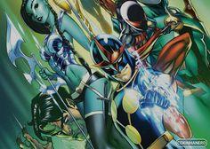 Série dos Novos Guerreiros está em desenvolvimento pela Marvel!