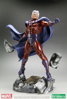 Kotobukiya Magneto (possibly Danger Room Sessions) - Page 4 - Sideshow Freaks