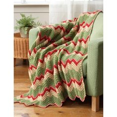 Free Easy Afghan Crochet Pattern