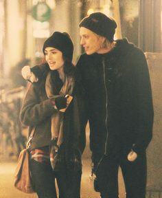 LIly Collins and Jamie Campbell Bower | Out and About in Toronto 12.10.12