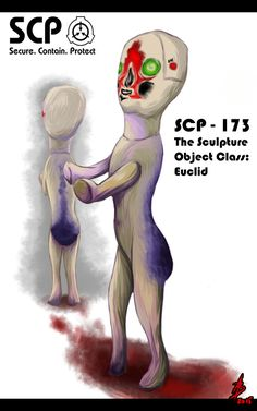 SCP 173 by ValeoAB