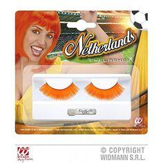 cool Postizo / Falsas Pestañas Países bajos / Holanda inclusive Adhesivo / Merchandising / Accesorios de vestuario