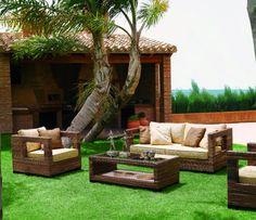 108 mejores imágenes de Terraza y jardin | Muebles, Terraza ...