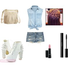 """Summer 2013 :)"" by nicola-gabcova on Polyvore"
