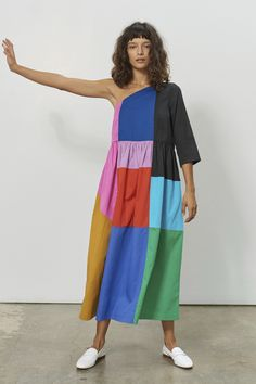 Mara Hoffman Spring 2018 Runway Pictures - Mara Hoffman at New York Fashion Week Spring 2018 – Runway Photos Source by - New York Fashion, Fashion Week, Runway Fashion, Fashion Trends, Fashion Hacks, Dubai Fashion, Fashion 2017, Fashion Dresses, Weird Fashion