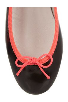 Repetto | BB leather ballet flats | NET-A-PORTER.COM