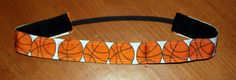 Sweaty Betty Basketball Headband by KenaKreations, $8.00