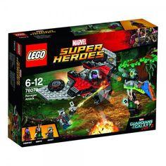 Ataque de Ravager - Lego - Lego - Sets de Construcción - Sets de Construcción JulioCepeda.com