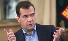Russian Prime Minister Dmitry Medvedev said that Moscow and Western powers are on the brink of a new Cold War over the crisis in Ukraine.