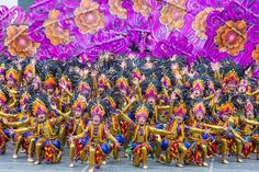 17 Most Beautiful Fairs and Festivals in Philippines Kadayawan Festival, Sinulog Festival, Cute Panda Wallpaper, Bts Wallpaper, Air Balloon Festival, Iloilo City, Baguio City, Filipino Culture, Panda Wallpapers