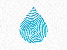 Water logo http://dribbble.com/shots/999422-Water-My-Way