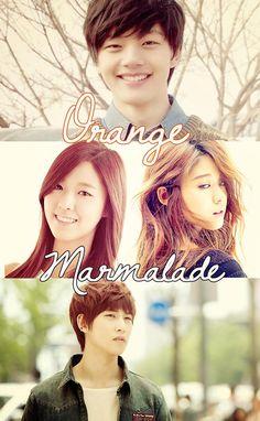 Orange Marmalade Episodio 1 - Vea capítulos completos gratis con subs en Español - Corea del Sur - Series de TV - Viki