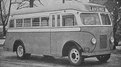 Metropolitan Bus.  C.D. Beck & Co., Beck Bus, Sidney Manufacturing Co., Anderson Body Co., Pioneer Body Co. - CoachBuilt.com