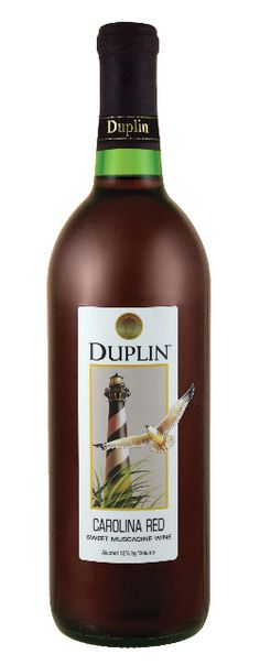 Duplin Carolina Red, made with sweet Muscadines; amazing. And made in NC!