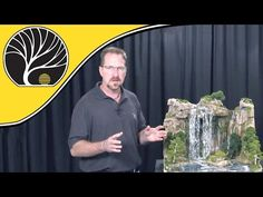 How to make a realistic waterfall model - YouTube
