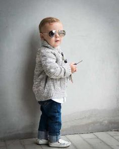 oh my goodness this looks like my son. So cute!