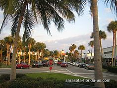 St. Armands Circle/Key, Sarasota, FL - Phenom shopping and restaurants... beautiful area! We had a fantastic dinner at 15 South Ristorante Enoteca.