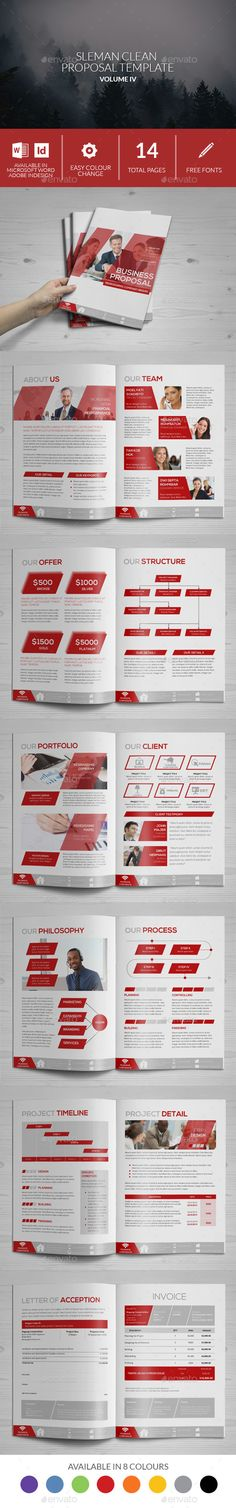 Success Business Proposal Template Discover more best ideas - product sales proposal template