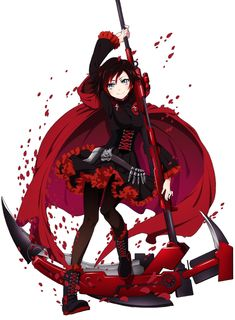 Image - RWBY Ruby Rose.png | Superpower Wiki | Fandom powered by Wikia